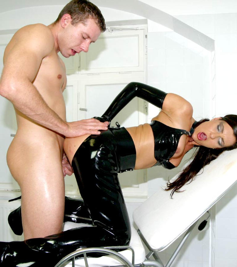 latex whore